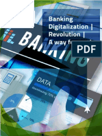 Banking Digitalization Revolution a Way Forward | Happiest Minds