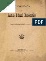 Partido Liberal Democratico
