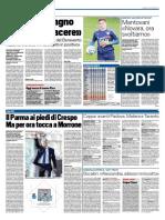 TuttoSport 24-11-2016 - Calcio Lega Pro