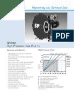 SPX-80 pump curve