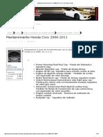 Mantenimiento Honda Civic 2006-2011 _ Foro de Autos Honda.pdf