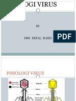 Fisiologi Virus