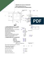 PDF Memoria Cimentaciones,Inyeccion de Aire Original