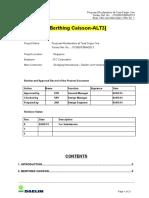 F1 (ALT3)Berthing Caisson (0303)