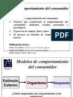 Tema 8. Comportamiento Consumidor