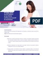Concluziile Studiului SAMAS privind Alaptarea si Diversificarea Copilului Mic 2016