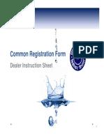 Presentation MSTD Common Registration Form Inst Sheet v2.4