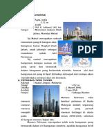 Kritik & Saran Arsitektur (Bangunan Asimetris & Simetris) TGS2