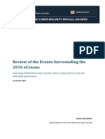 Review of the 2016 ECensus - Final Report