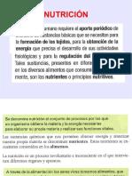 Anatomía Aplicada de 1º Bachillerato. Tema 2