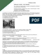 Questões Do Provão 4B - História