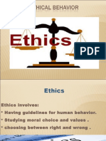 ethicalbehavior-140702110921-phpapp01