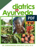 Paediatrics in Ayurveda Jan2014