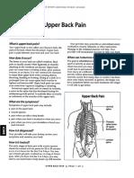 Upper Back Exercises