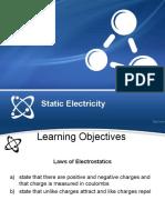 Staticelectricity