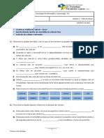 Ficha 1 Excel