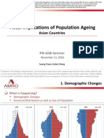 Fiscal Implications of Population Ageing