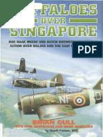 Buffaloes Over Singapore by Geoff Fisken
