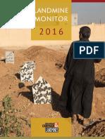 Landmine Monitor 2016