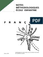 Méthodologie français école enfantine.pdf