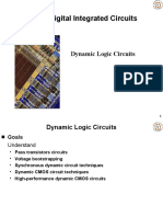 ESDynamic Logic Circuits