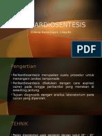PERIKARDIOSENTESIS