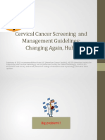 #Cervical Cancer
