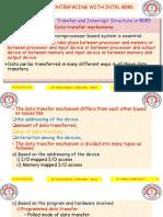 Data Transfer Mechanisim