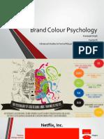 Brand Colour Psychology