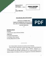 Anulación nombramiento directores generales de Leganés. Sentencia TSJM nº 786/16