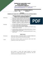 Sk Standarisasi Kode Klasifikasi