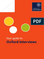 Interviews Guide 2016