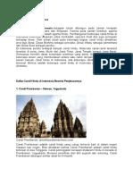 Candi Hindu Di Indonesia