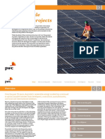 Utility Scale Solar Pv Projects