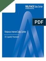 IDC Capability Presentation