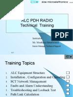 ALC_PDH_RADIO_Technical__TrainingSiae_Microwave.ppt