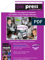 Purple Press Issue 1.Email