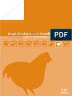 Broiler Hens Code of Recommendations