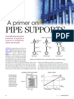 PIPE SUPPORTS