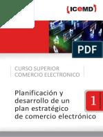 Plan Estrategico de Comercio Electronico
