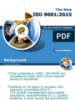 ISO 9001 2015 Training Ppt