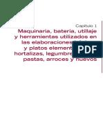 Elaboraciones y Platos Elementales Con Hortalizas, Legumbres, Pastas, Arroces_013