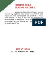 Ley Nº 16.744