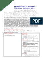 12 progetto protezione civile