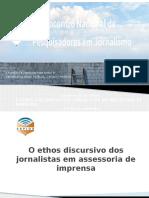 Apresentacao Sbpjo Artigo ethos dos jornalistas em assessoria de imprensa