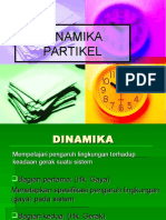 05 DINAMIKA PARTIKEL