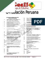 g Poblacion Peruana