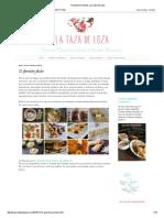12 Aperitivos Fáciles _ La Taza de Loza