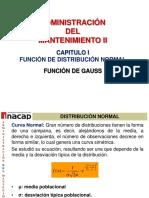 03 Función de Distribución Normal