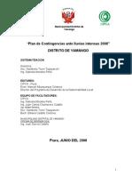 Plan de Contingencia Yamango Final